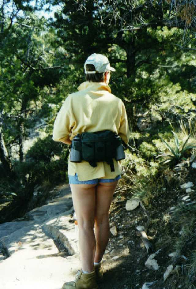 Hiking Dare