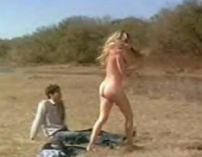 Public Naked Picnic in the Fields